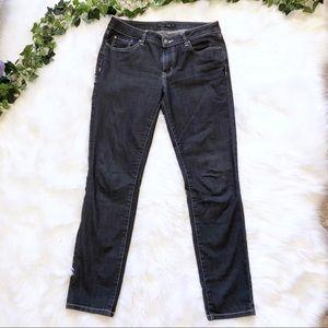 Prana Denim Kayla Skinny Ankle Jeans